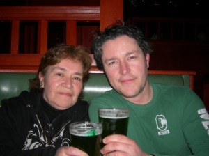 Isabel & Alan St. Patty's Day