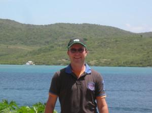 Alan in Culebra