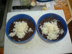 Sopa de Frijoles Negros!