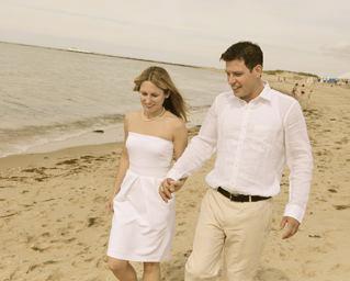 Evan and Karla, Bride and Groom