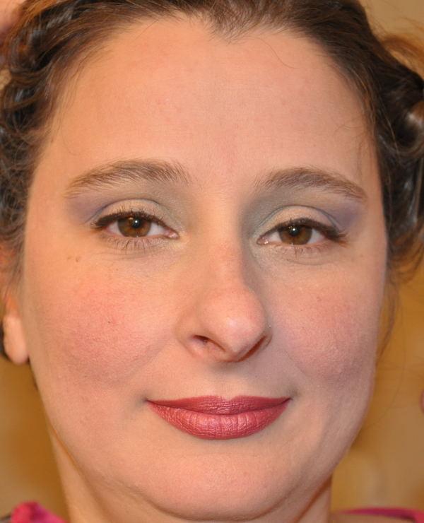 My 80s Makeup
